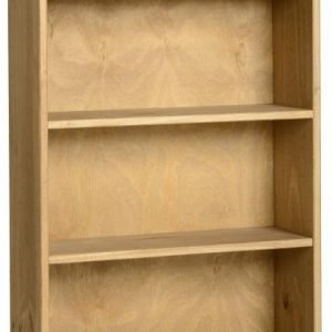 Corona 1 Drawer DVD Rack Pine 1