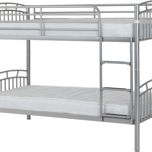 VENTURA 3 BUNK BED SILVER 2020 200 205 017 01