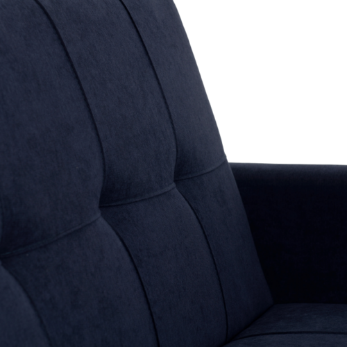ASTORIA SOFA BED NAVY BLUE FABRIC 2019 10 300 308 043
