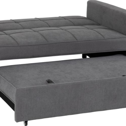 ASTORIA SOFA BED DARK GREY FABRIC 2020 300 308 054 03