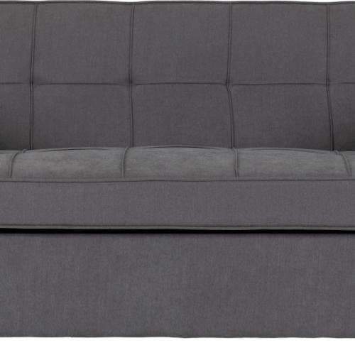 ASTORIA SOFA BED DARK GREY FABRIC 2020 300 308 054 06
