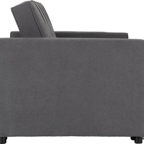 ASTORIA SOFA BED DARK GREY FABRIC 2020 300 308 054 07