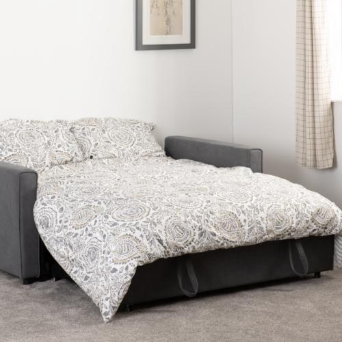 ASTORIA SOFA BED DARK GREY FABRIC 2020 300 308 054 15