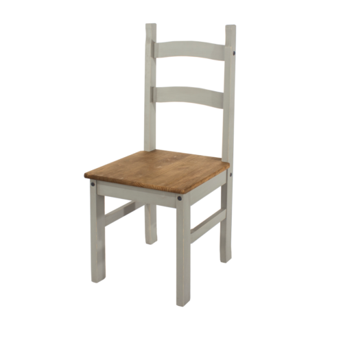 CRG105 Washed Grey Dining Chairs Washed Grey